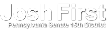 Josh First for PA Senate 15th District