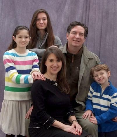 Josh First's Family